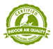 SCS Indoor Air Quality Certificate Logo